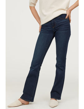 Shaping Bootcut Regular Jeans by H&M