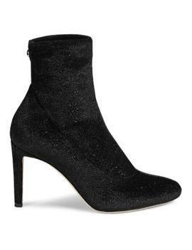 Cam Stretch Stiletto Boots by Giuseppe Zanotti