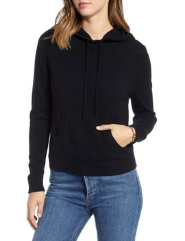 Wool & Cashmere Hoodie by 1901