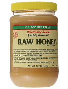 Y.S. Eco Bee Farms Raw Honey   22 Oz by Amazon