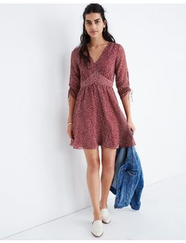 Starviolet Midi Dress In Ditsy Flowers by Madewell