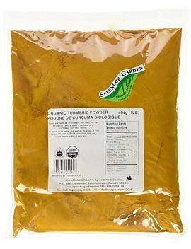Splendor Garden Organic Turmeric Powder,454.0 Gram by Amazon