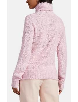 Sukie Bouclé Turtleneck Sweater by Sies Marjan