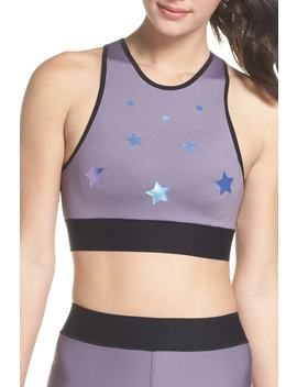 Altitude Luster Crop Top by Ultracor
