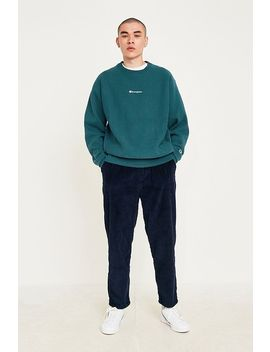 """Champion X Uo – Inside Out Sweatshirt """"Pond"""" by Champion Shoppen"""