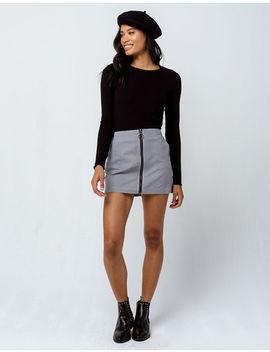 Volcom Frochickie Black Skirt by Volcom