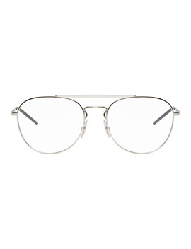 Silver Youngster Glasses by Ray Ban