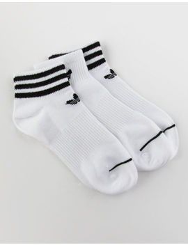 Adidas 3 Pack Originals Shortie Womens Ankle Socks by Adidas