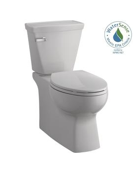 Riosa Select 2 Piece 1.28 Gpf Single Flush Elongated Toilet In White by Delta