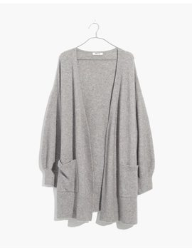 Edgewater Cardigan Sweater In Coziest Yarn by Madewell
