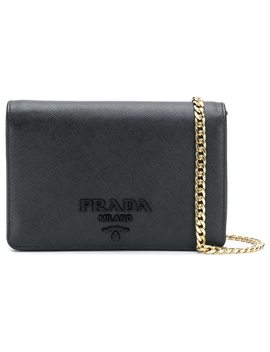 Chain Wallet by Prada