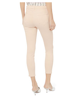 Margot Quartz High Rise Ankle Skinny Jeans by L'agence