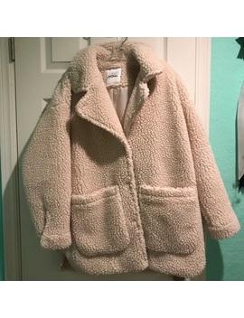 Monki Teddy Coat by Monki