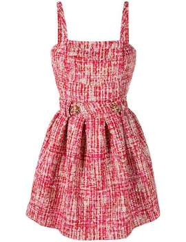 Mini Tweed Dress by Philipp Plein