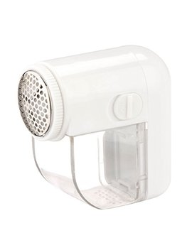 Honey Can Do Lnt 02093 Electric Fabric Shaver With Brush, White by Honey Can Do