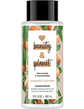 Shea Butter And Sandalwood Purposeful Hydration Conditioner by Love Beauty And Planet