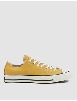 Chuck Taylor '70 Low Sneaker In Sunflower by Converse