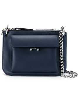 Pocket Cross Body Bag by Marni
