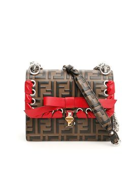 Fendi Small Kan I Bag Ff by Fendi