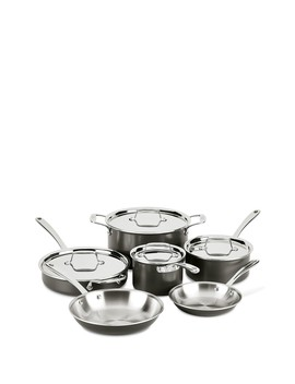 Ltd 10 Piece Set by All Clad