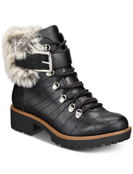 Jojo Cold Weather Boots, Created For Macy's by American Rag