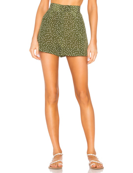 Silk Mille Punti Shorts by Adriana Degreas
