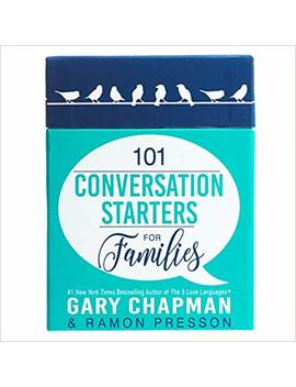 Gary Chapman Box Of 101 Conversation Starters For Families by Amazon