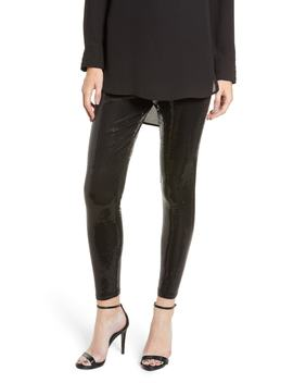 Sequin Leggings by Nordstrom
