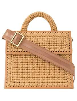 Copa Large Woven Handbag by 0711