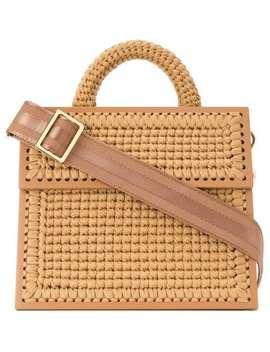 Copa Large Woven Handbag by 0711
