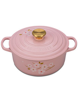 Signature Sakura 2.75 Qt. French Dutch Oven by Le Creuset