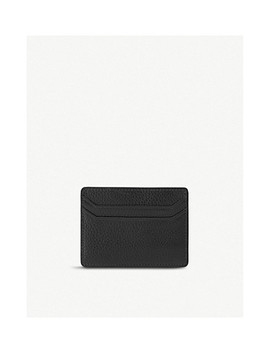 Five Pocket Leather Wallet by Not Another Bill