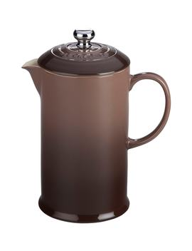 Stoneware French Press by Le Creuset