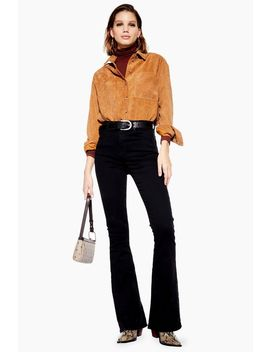 Tall Jamie Flare Jeans by Topshop