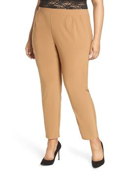 High Rise Pleated Pants by Leith