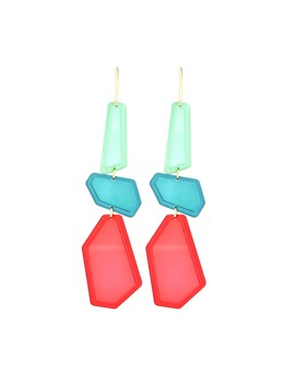Resin Drop Earrings by Isabel Marant