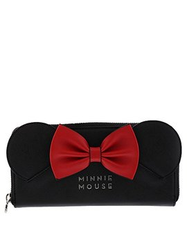 Loungefly Disney Minnie Bow Wallet by Loungefly