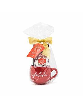 Thoughtfully Ghirardelli Hot Cocoa Holiday Mug Set | Contains Ceramic Mug, Ghirardelli Double... by Thoughtfully