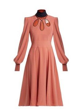 Adena Silk Dress by Roksanda