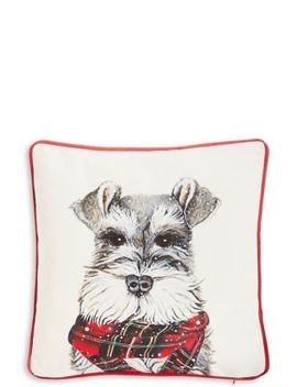Printed Dog Cushion by Marks & Spencer