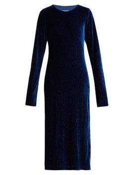 Velvet Dress by Mm6 Maison Margiela
