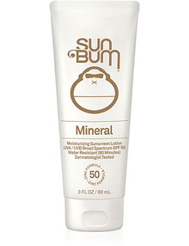 Mineral Sunscreen Lotion Spf 50 by Sun Bum