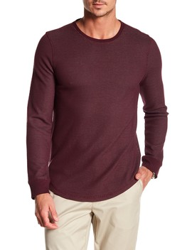 Long Sleeve Thermal Shirt by Dkny