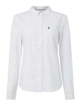 Homefore Dobby Classic Fit Shirt by Jack Wills