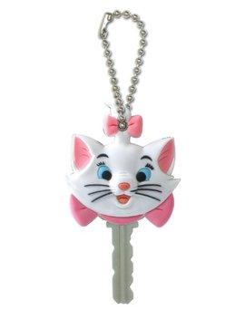 Disney Marie Soft Touch Pvc Key Holder by Disney