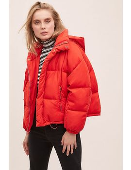 Britta Puffer Jacket by Rino & Pelle