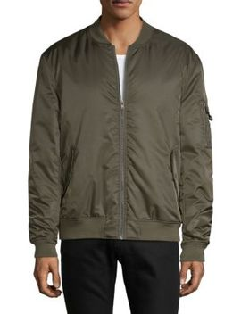 Bomber Jacket by Russell Park