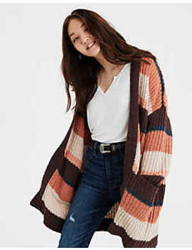 Ae Super Soft Jegging Cardigan by American Eagle Outfitters