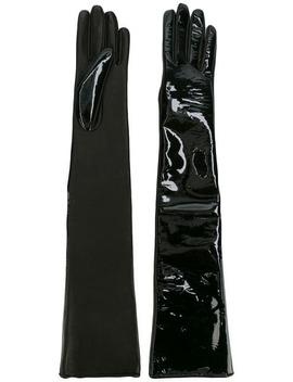 High Shine Gloves by Manokhi