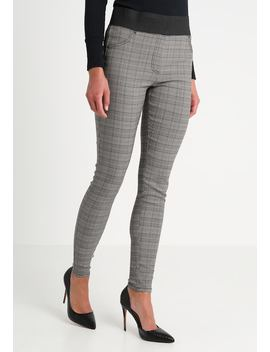 Shantal Check   Leggings by Freequent